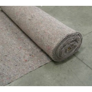 Manta para cura de concreto